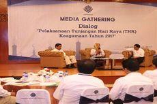 Kemnaker Buka Posko Aduan THR 2017