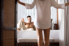 Ketahui Pentingnya Menjadwalkan Hubungan Seks dengan Pasangan