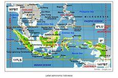 Perbedaan Waktu Indonesia: WIB, WITA dan WIT