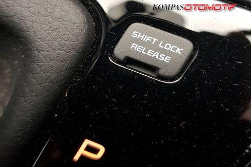 Dua Cara Aktifkan Shift Lock di Mobil Matik