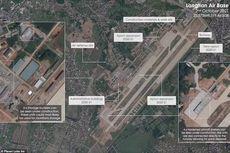 Citra Satelit Tunjukkan Pangkalan Udara Militer Chin Semakin Kuat, Ancaman untuk Taiwan