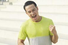 Kiat Daniel Mananta Sukses Bentuk Otot Selama PSBB