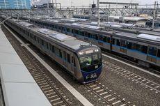 Waktu Keberangkatan MRT Jakarta Alami Penyesuaian Mulai 1 Maret