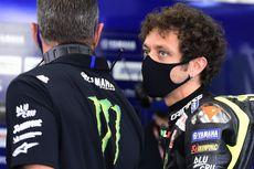 Valentino Rossi Selipkan Unek-unek di Tengah Pujian untuk Yamaha
