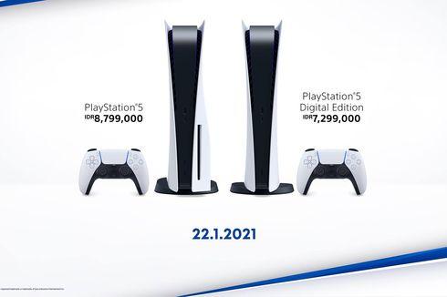Daftar Toko yang Buka Pre-order PS5 di Indonesia