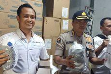 Gudang Masker Ilegal di Batam Digerebek, Polisi Amankan Komisaris, Direktur dan GM