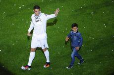 Debut Anak Sulung Ronaldo di Instagram, Dua Hari Raup 1 Juta Pengikut
