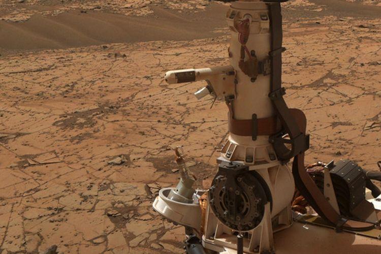 Wahana antariksa Viking Landers 1976. manusia hidup di mars, mungkinkah manusia tinggal di mars, fakta planet mars, viking landers 1976