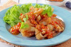 Resep Ikan Goreng Saus Bangkok, Cita Rasa Ala Thailand