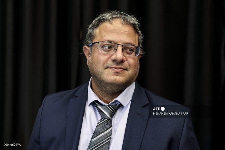 Ketua Partai Kekuatan Yahudi (Otzma Yehudit) Itamar Ben Gvir.