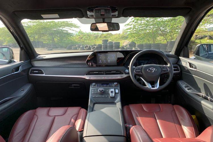 Test Drive Hyundai Palisade