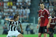 AC Milan Vs Juventus, Catatan Minor Ibrahimovic Kontra Si Nyonya Besar