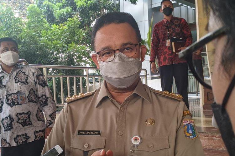 Anies: Jakarta Masuk Fase Terendah Penyebaran Covid-19 ...