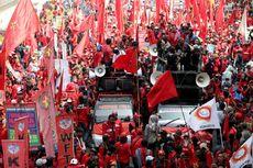 Said Iqbal Sayangkan Polisi Blokade Jalan Saat Buruh Ingin Orasi di Depan Istana