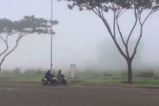 Kabut Tebal Muncul di Serpong hingga Pagedangan, Apa Penyebabnya?