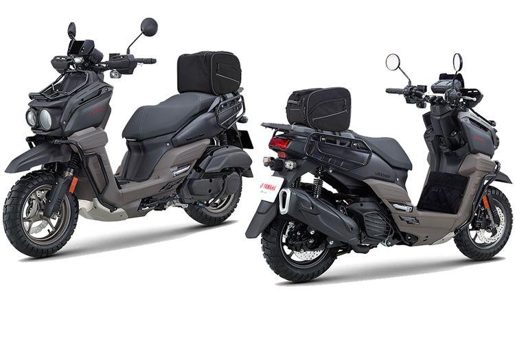 Yamaha BWS 125 2021 meluncur di Taiwan