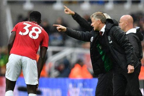 Man United Vs Colchester, Ole Anggap Trofi Piala Liga Krusial