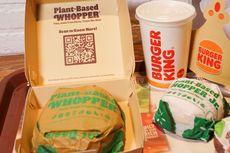 Burger King Rilis Whooper dengan