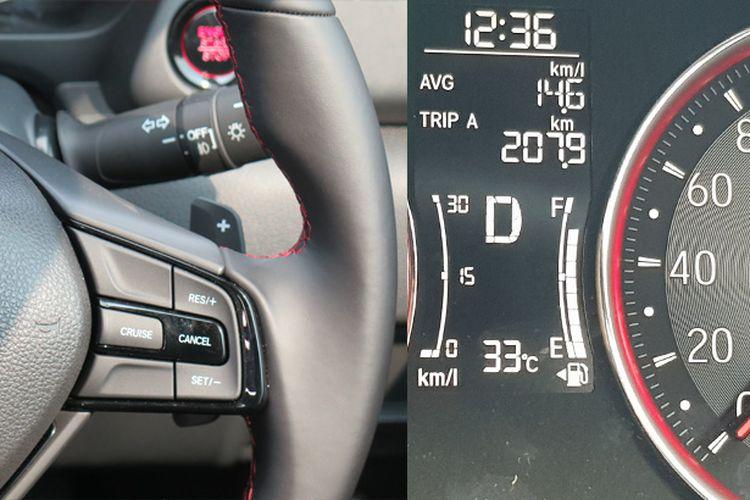 Honda City Hatchback RS CVT