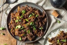 Resep Beef Bulgogi, Daging Sapi Panggang Khas Korea