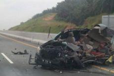 Kecelakaan Maut Innova Tabrak Truk di Tol Pekanbaru-Dumai, Sopir Diduga Mengantuk, 5 Penumpangnya Tewas