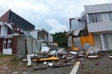 Ketakutan Saat Gempa, Dosen Melompat dari Lantai 2, Kakinya Patah