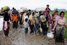 Banglades Siap Bangun 14.000 Kamp untuk Pengungsi Rohingya