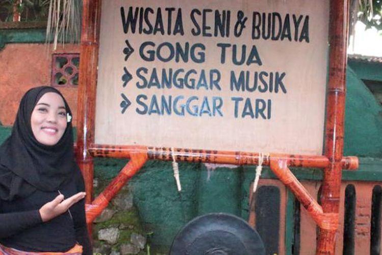 Ida Wahyuni mewujudkan wisata desa di Desa Setanggor, Kecamatan Praya Barat, Lombok Tengah, Nusa Tenggara Barat.