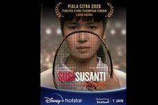 Film Susi Susanti: Love All Tayang di Disney+ Hotstar Awal Tahun 2021