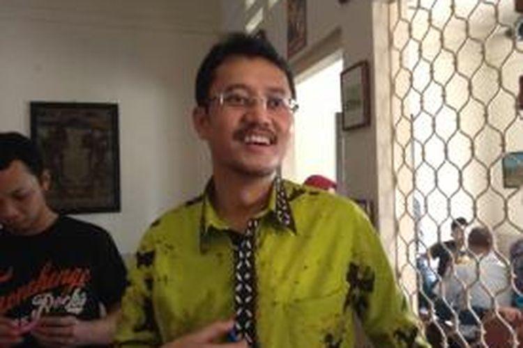 Komisioner Komisi Pemilihan Umum (KPU) Ferry Kurnia Rizkiyansyah