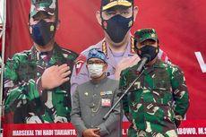 Panglima TNI: Semoga Tuhan Senantiasa Menjaga, Melindungi dan Membalas Pengabdian Tulus Nakes