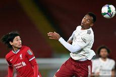 Hasil Piala Liga Inggris Liverpool Vs Arsenal, The Reds Tersingkir Lewat Drama Adu Penalti