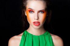 Oranye, Warna Lipstik Paling