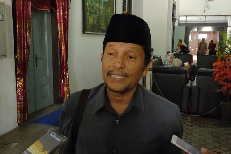 Wakil Ketua DPRD Kota Tegal Habib Ali Zaenal Abidin