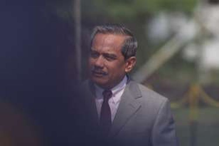 Mantan Kepala Staf TNI Angkatan Udara Marsekal (Purn) Chappy Hakim.