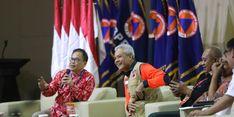 Dinilai Jadi Gubernur Paling Berkomitmen Tanggulangi Bencana, Ganjar Beberkan Rahasianya