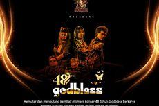 God Bless Kembali Gelar Konser Virtual, Peringati 48 Tahun Berkarya di Hari Sumpah Pemuda