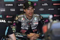 Bos Petronas Yamaha SRT Kecewa Lihat Performa Rossi dan Morbidelli