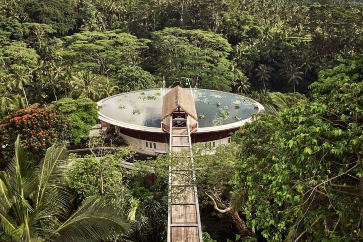 Four Season Resort at Sayan, Ubud, Bali.