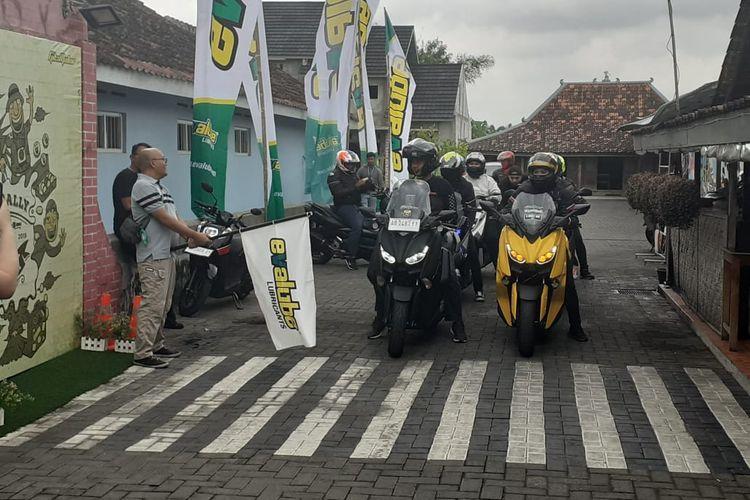 Touring Evalube