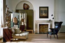 5 Ide Desain Rumah dengan Lantai Kayu