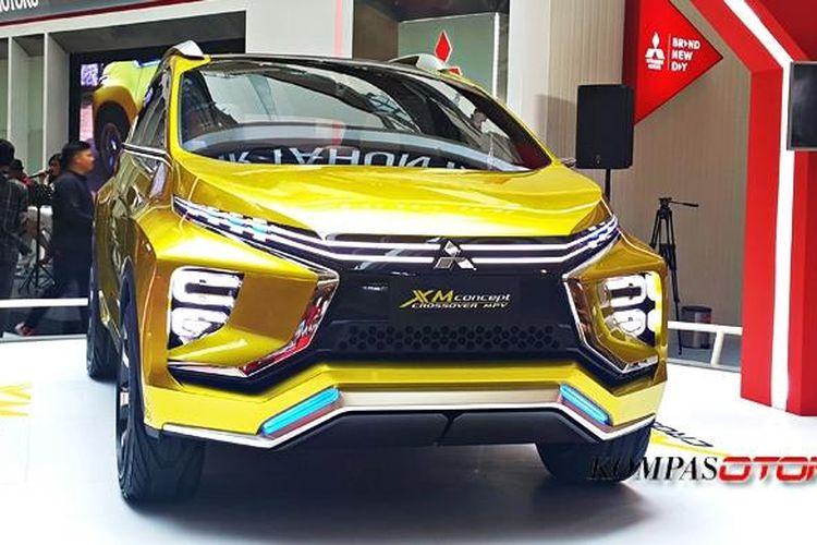 Mitsubishi XM Concept tampil di Semarang