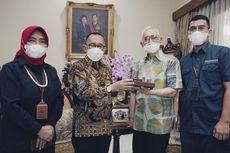 Try Sutrisno dan Hamzah Haz Tambah Koleksi Museum Kepresidenan Balai Kirti