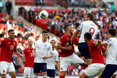 Inggris Vs Bulgaria, The Three Lions Menang Telak, Kane Hattrick