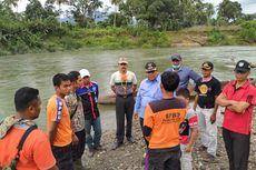 Detik-detik Kakak Beradik Hanyut Saat Berswafoto di Pinggir Sungai, 1 Tewas, 1 Hilang
