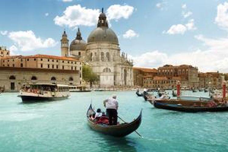 Kota Venice, Italia.