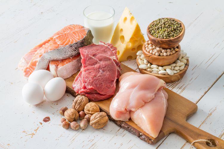 7 Santapan dengan Protein Terbaik untuk Turunkan Berat Badan ...