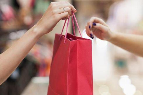 Penggunaan Kantong Plastik Turun 30 Persen Sejak Ada Kebijakan Berbayar