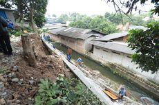 Pembongkaran dan Desain Ulang Turap Longsor di Srengseng Sawah Ditargetkan 2 Pekan