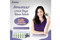 Amunizer Bagikan Vitamin C 1.000 mg Gratis melalui